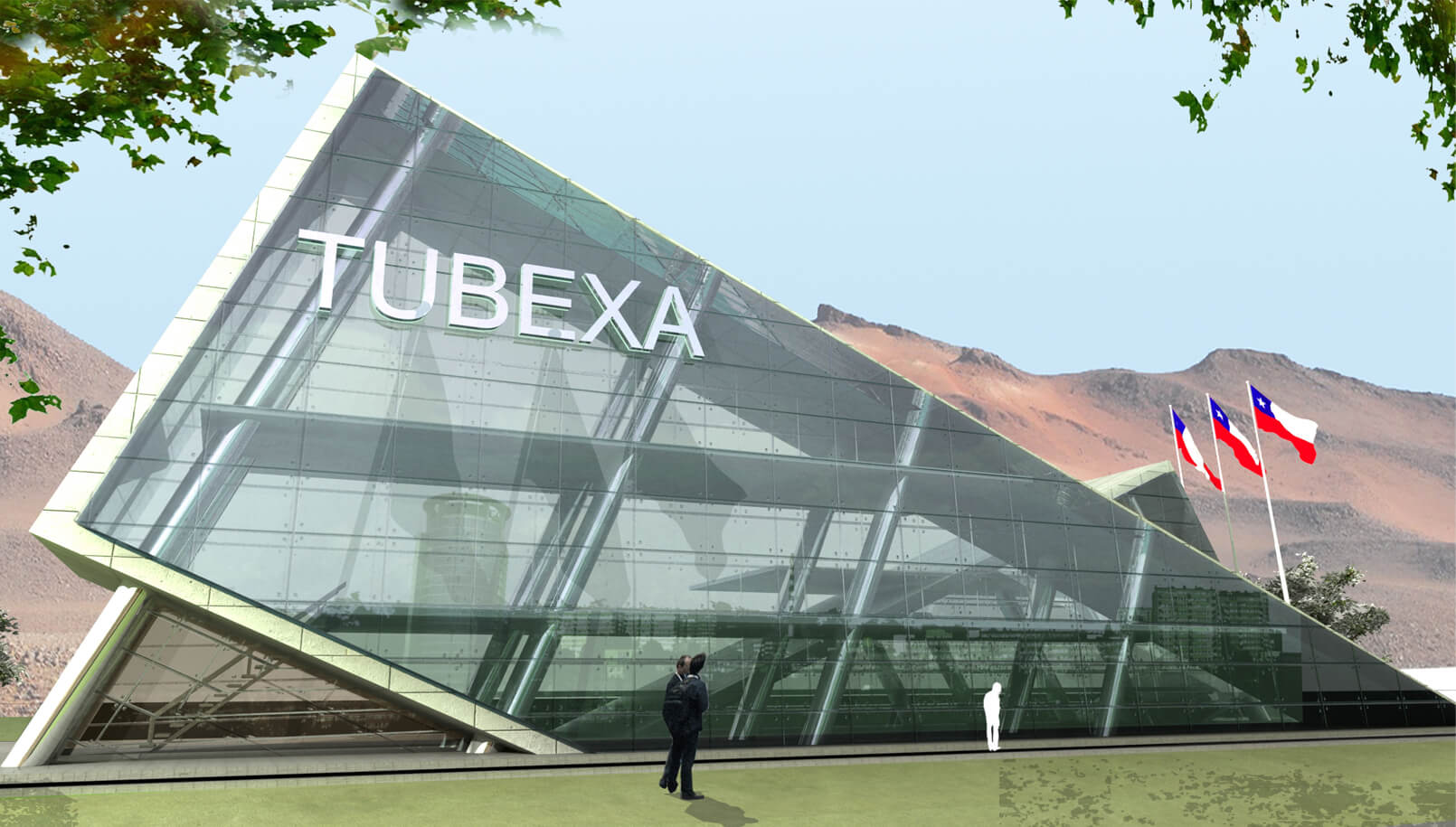 Design for Tubexa headquarter