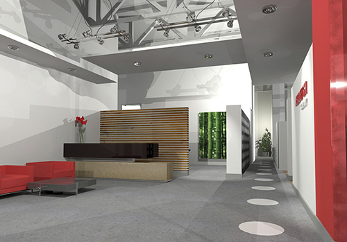 Project Thumbnail - 220 Sansome Office
