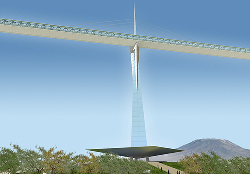 Project Thumbnail - Transportation Tower in Chile
